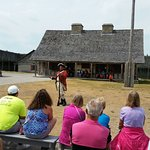Our trip to Colonial Michilimackinac