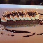Peanut Butter Chocolate Cheesecake!