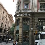 Photo de Le Meridien Barcelona