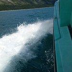 Lake Minnewanka Foto