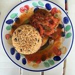 Pot fish at Rose's