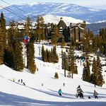 Located mid-mountain at Northstar, the Ritz-Carlton is a great lodging choice during ski season.