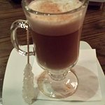The Capuccino is to die for....OMG!!!