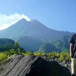 Merapi Volcano Foto