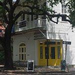 Quaint cafes