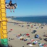 Santa Cruz Beach Boardwalk Foto