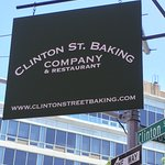 Photo de Clinton St. Baking Company & Restaurant