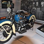 A fantastic Harley Davidson example from each year.