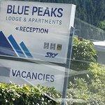 Blue Peaks Lodge Foto