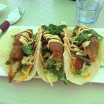 Fish (Pickerel) tacos