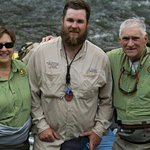 Once in a lifetime trip in Cardiac Canyon.  We wouldn't have made to the river without our guide