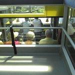 Hungerburgbahn in Innsbruck Foto