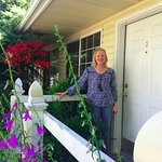 Porch/entry way