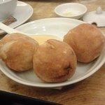 Fried Pork Buns