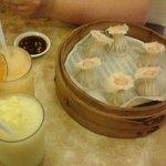 Shrimp and Pork Siomai