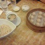 Noodles and Xiao Long Bao