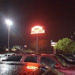 Rainy June night.