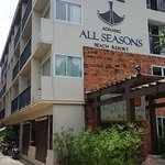 Foto de Aonang All Seasons Beach Resort