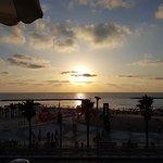 Beach View - Sun set