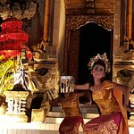 Balinese Theatre dance performance