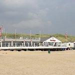 Strandpaviljoen Piet Hein Foto