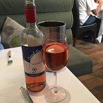 House wine .. very nice !