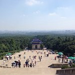Photo de Sun Yatsen Mausoleum (Zhongshan Ling)