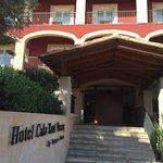 Hotel Cala Sant Vicenc Foto