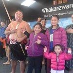 Whakarewarewa: The Living Maori Village Foto