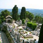 Cemetery, St. Paul de Vance, France