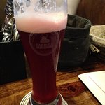 Fabrika Blueberry beer