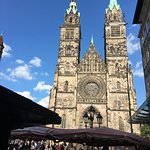 Nuremberg- St Lawrence Church in the Old Town