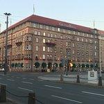 Nuremberg- the Grand Le Meridian Hotel