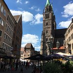Nuremberg- the Old Town- Aldt Stadt