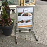 Bocca's specials.