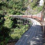 Foto de Kuranda Scenic Railway