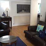 Part of Neptune Suite's lovely sitting-room