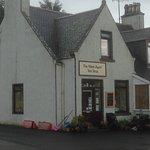 The Meet Again Tea Room Lumphanan Scotland