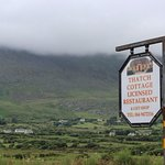 The Thatch Cottage, Cahersiveen, County Kerry, Ireland, July 2016