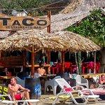 Foto de Taco Beach Bar & Grill