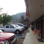 Mountain House Motor Inn Downtown Foto