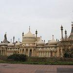 Royal Pavilion et son parc