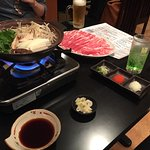Photo of Lamb Shabu Kin No Me Shinjuku