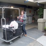 Travelodge Hotel LAX Los Angeles Intl Foto
