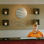 I am proud to join the Comfort Inn team here in Walcott!! It would be an honor to provide you &