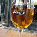 Crowmoor cider