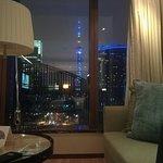 Photo de Mandarin Oriental Pudong, Shanghai