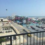 Beach Terrace Motor Inn Foto