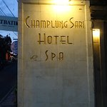 Champlung Sari Hotel Foto