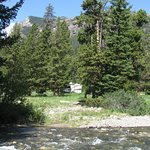 Pebble Creek Campground Photo